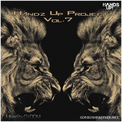 DJ DDM - Handz Up Project vol 7 [2015]