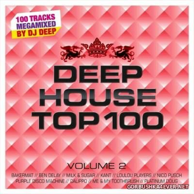 Deephouse Top 100 vol 2 [2015] / 2xCD