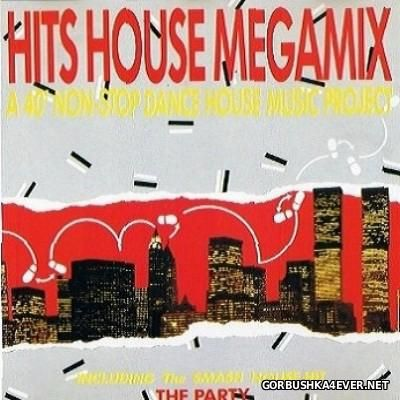 Hits House Megamix (A 40' Non-Stop Dance House Music Project) [1988]
