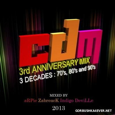Classic Disco Mix - 3rd Anniversary Party [2013]