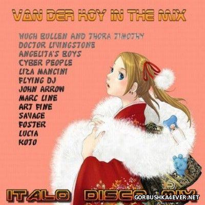 Van Der Koy - Italo Disco Mix vol 16 [2014]