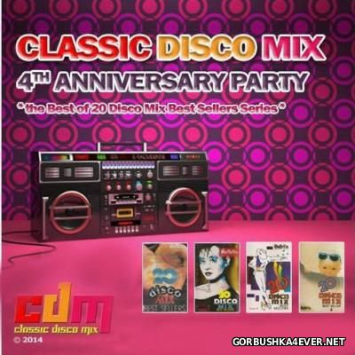 Classic Disco Mix - 4th Anniversary Party [2014]