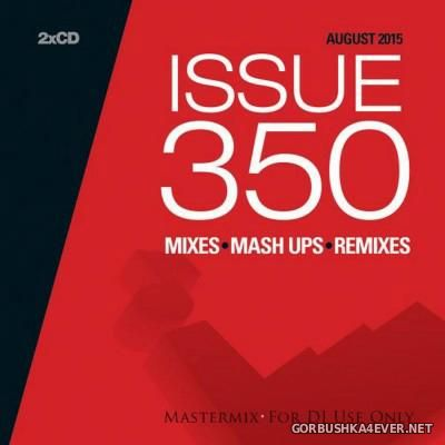 [Mastermix] Issue 350 August 2015 / 2xCD