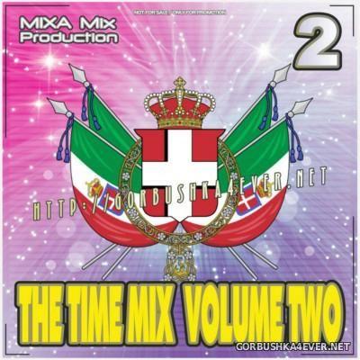 Mixa Mix - The Time Mix vol 2 [2015]