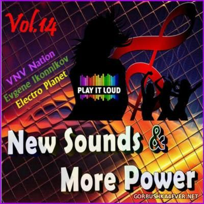 VA - Italo & Space vol 14 [2015] New Sounds And More Power