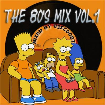 DJ Scooby - The 80's Mix Volume 01