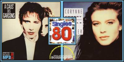 Singles 80 - A Caus' Des Garcons / Corynne Charby
