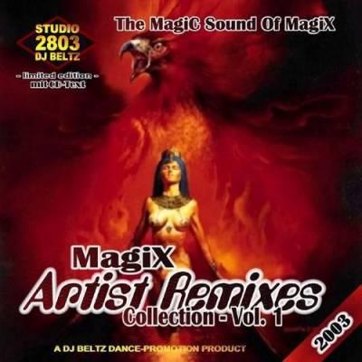 DJ Beltz - Magix Artist Remixes (volume 01)