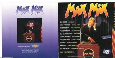 Max Mix Germany volume 1 & 2