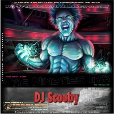 DJ Scooby - The Nineties Mix Volume 02