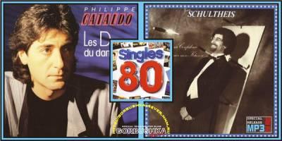 Singles 80 - Philippe Cataldo / Jean Schultheis