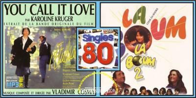 Singles 80 - OST La Boum / OST L'Etudiante