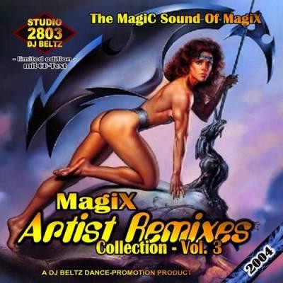 DJ Beltz - Magix Artist Remixes (volume 03)