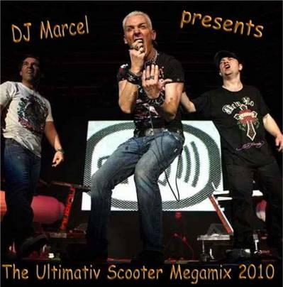 DJ Marcel - The Ultimativ Scooter Megamix 2010