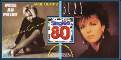 Singles 80 - Jakie Quartz / Buzy