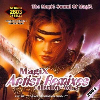 DJ Beltz - Magix Artist Remixes (volume 04)