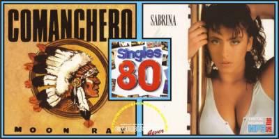 Singles 80 - Moon Ray / Sabrina