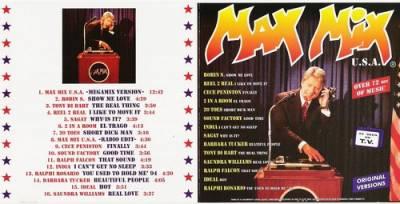 Max Mix USA vol 01