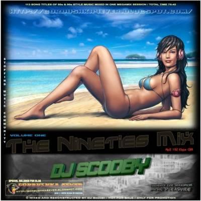 DJ Scooby - The Nineties Mix Volume 01