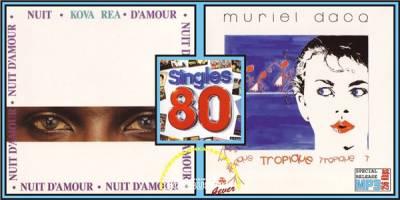Singles 80 - Muriel Dacq / Kova Rea