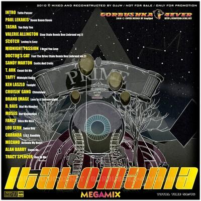DJJW - ItaloMania Megamix 03 [2010]