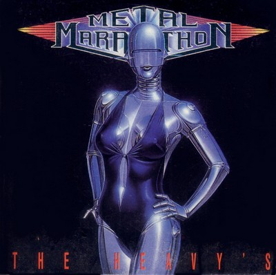 The Heavy's Metal Marathon Mix [1989]