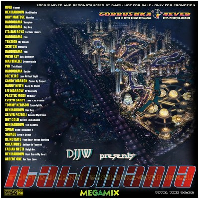 DJJW - ItaloMania Megamix 01