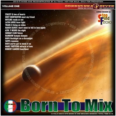 DJ Tono - Born To Mix volume 01 [2010]