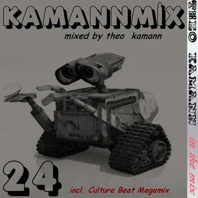DJ Theo Kamann - KamannMix volume 24