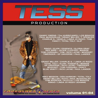 Tess Productions volume 01-04