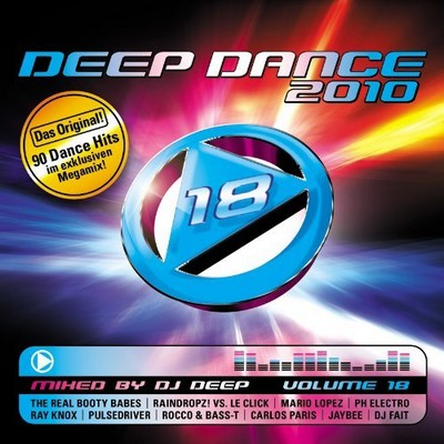 DJ Deep - Deep Dance volume 18 [2010]