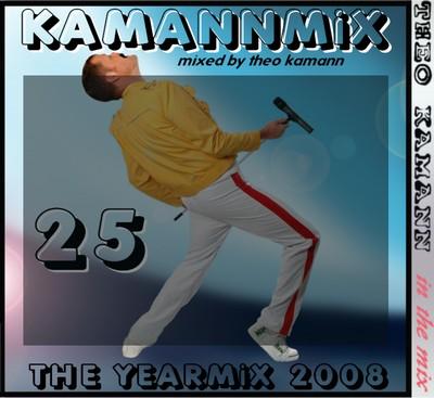 DJ Theo Kamann - KamannMix volume 25