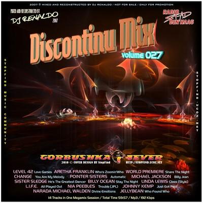 DJ Renaldo - Discontinu Mix 027