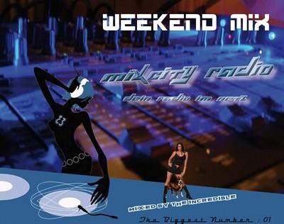 MCR WeekEnd Mix 01