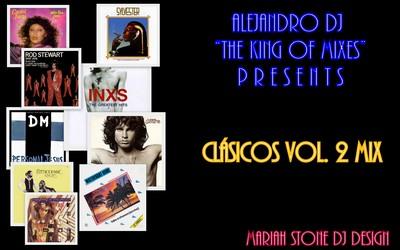 DJ Alejandro - Clasicos Mix 02