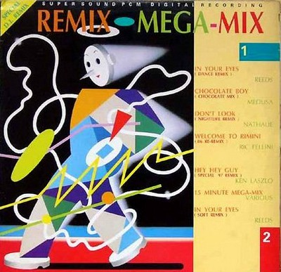 Remix Mega-Mix volume 01-07 [1985-1988]