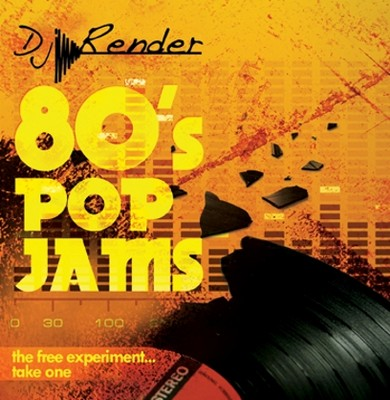 DJ Render - 80s Pop Jams Mix