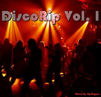 DJ Ripper - Disco Rip Mix 01 [2010]