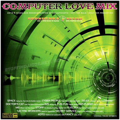 Computer Love Mix [2010]