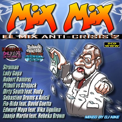 DJ Kike - Mix Mix II [2010]
