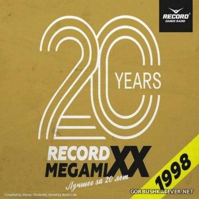 Record MegamiXX - The Best Of 1998 [2015] Anniversary Edition / Mixed by Anton Liss