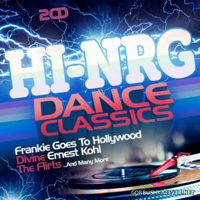 [ZYX] Hi-NRG Dance Classics [2015] / 2xCD