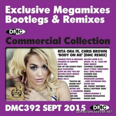 DMC Commercial Collection 392 [2015] September / 2xCD
