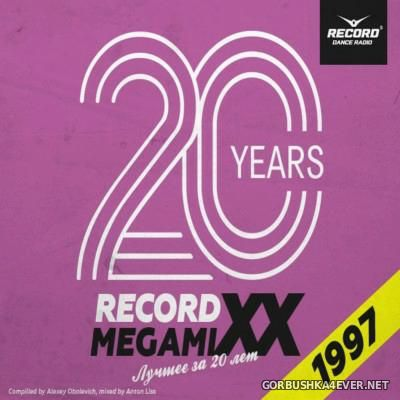 Record MegamiXX - The Best Of 1997 [2015] Anniversary Edition / Mixed by Anton Liss