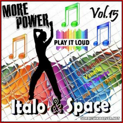 Italo & Space vol 15 [2015] More Power