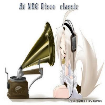 Kobayashi DJ - HiNRG Disco Classic Mix [2009]