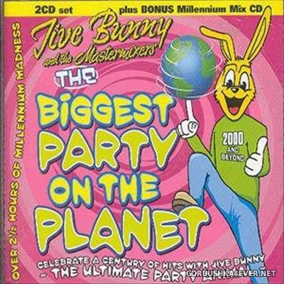 Jive Bunny - The Biggest Party On The Planet [2009] / 3xCD