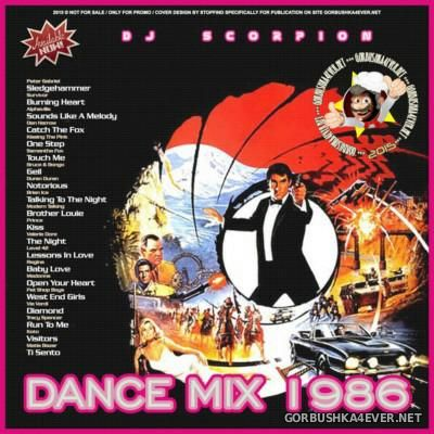 DJ Scorpion - Dance Mix 1986 [2011]