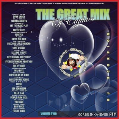 DJ Scorpion - The Great Mix Of Eighties vol 2 [2011]