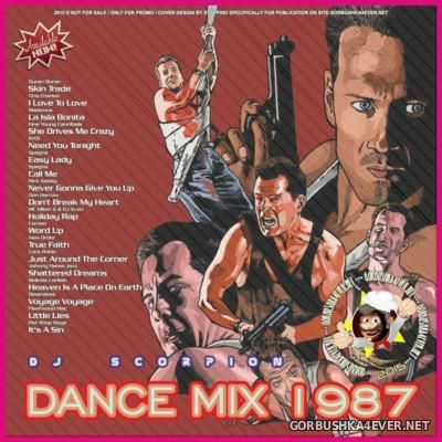 DJ Scorpion - Dance Mix 1987 [2011]